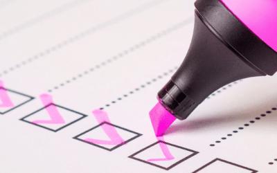 Les 4 étapes pour organiser ses idées pour réussir sa conférence