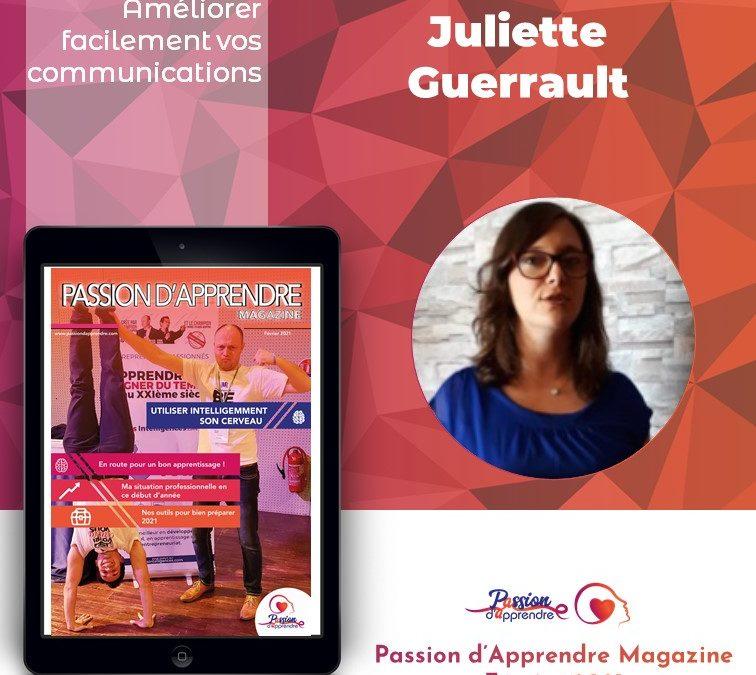 Comment éviter les malentendus et mieux communiquer – Participation à Passion d'Apprendre Magazine n°2